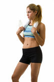 Work out attire Royalty Free Stock Photo