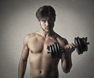 Work out Royalty Free Stock Photo
