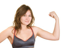 Work out Royalty Free Stock Images