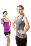 Work out Royalty Free Stock Image