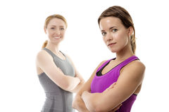 Work out Royalty Free Stock Photos