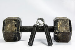 Work out Stock Photography