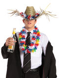 Work party Royalty Free Stock Photos
