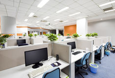 Work place Stock Photography