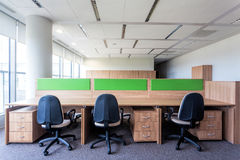 Work place in the office Royalty Free Stock Photography