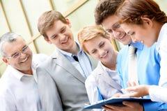 Work planning royalty free stock photos