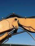Work in progress - Bridge and blue sky Stock Photography