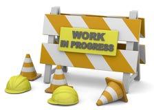 Work in Progress - 3D Stock Photos