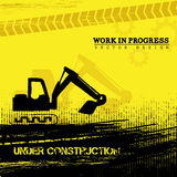 Work in progress Royalty Free Stock Photography