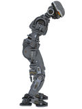 Work Robot Stock Photo
