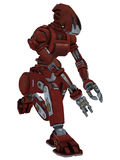Work Robot Royalty Free Stock Photo
