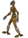 Work Robot Stock Image
