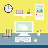 Work room Stock Photo