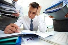 Work rush Stock Photography