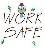 Work safe Stock Photos
