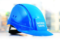 Work safe Stock Photo