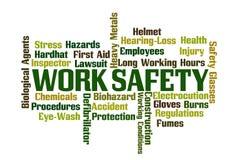 Work Safety Royalty Free Stock Photos