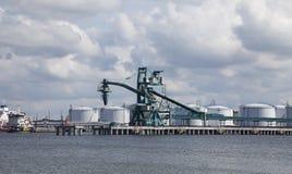 Work sea port Stock Photo