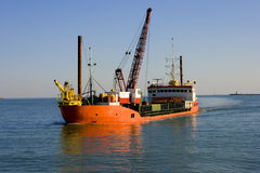 Work ship Royalty Free Stock Images