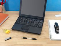 Work Station Royalty Free Stock Images