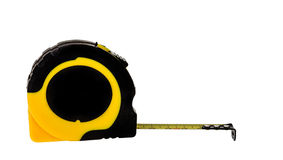 Work tape measure Royalty Free Stock Image