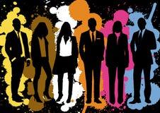 Work team Royalty Free Stock Image