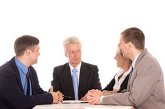 work team portrait Royalty Free Stock Photo