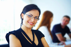 Work time Royalty Free Stock Image
