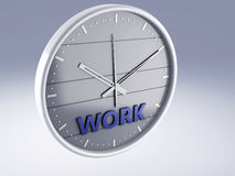 Work time Royalty Free Stock Photo