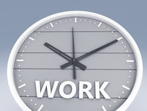Work time Stock Image