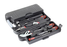 Work toolbox Stock Photo