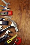 Work tools Royalty Free Stock Image