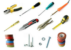 Free Work Tools Stock Image - 4537411