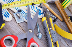 Work Tools Royalty Free Stock Photography