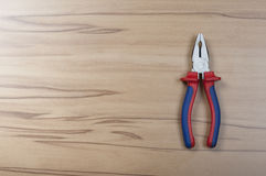 Work tools. Basic work tools for every home Stock Images