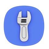 Work tools icon Stock Photo