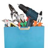 Work tools Royalty Free Stock Photos