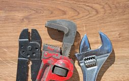 Work tools Stock Image
