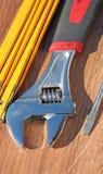 Work tools Royalty Free Stock Photo