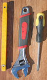 Work tools Royalty Free Stock Photo