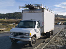 Work Truck Stock Image