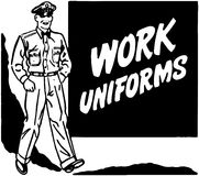 Work Uniforms Stock Photos