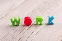 Work Stock Photography