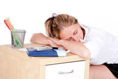 Workaholic Stock Photography