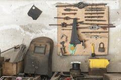 workbench Στοκ Φωτογραφία