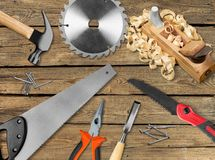 Workbench Royalty Free Stock Image