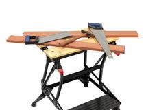 Workbench Royalty Free Stock Photography