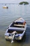 Workboat lizenzfreies stockbild
