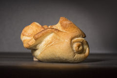 Worked bread Stock Photography
