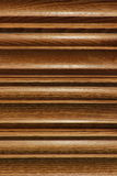 Worked wood Stock Images